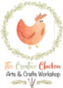The Creative Chicken Logo