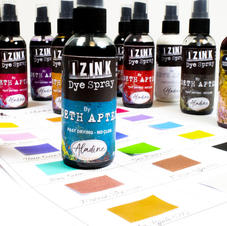 Aladine inks, sprays & gaze