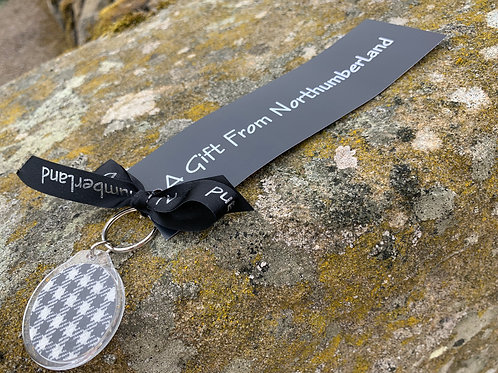 Keyring from the Northumberland Tartan Co