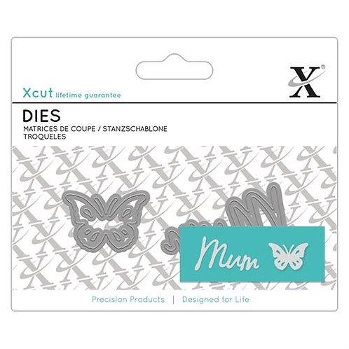 XCUT Mini Die - Mum