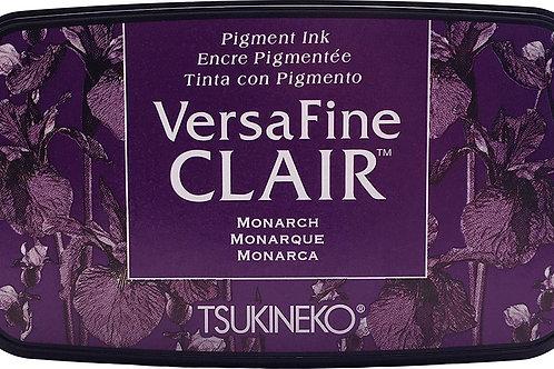 Tsukineko Versafine Clair Inkpad - MONARCH