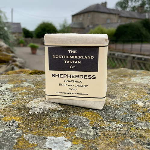 Ladies Shepherdess Soap from The Northumbrian Tartan Co