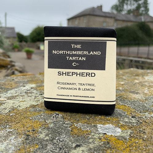 Men's Shepherd Soap from The Northumbrian Tartan Co