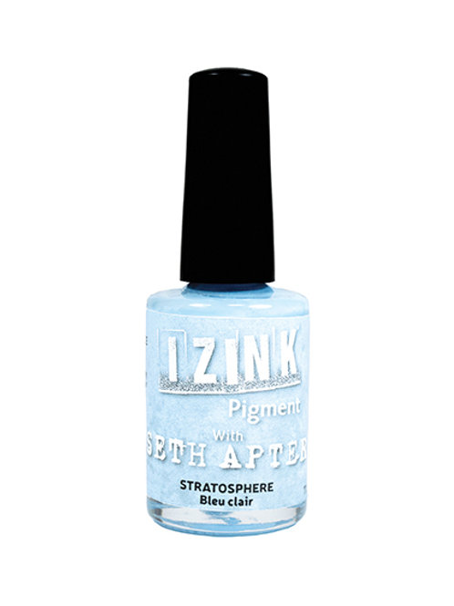 iZink Pigment with Seth Apter -Stratosphere