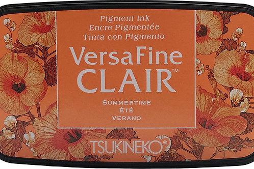 Tsukineko Versafine Clair Inkpad - SUMMERTIME
