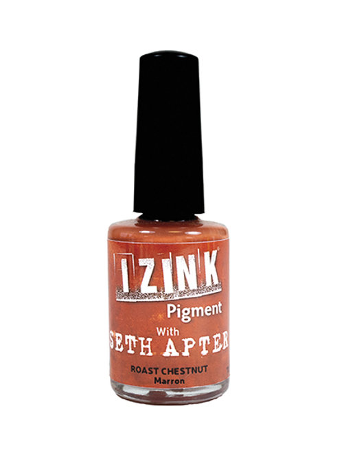 iZink Pigment with Seth Apter - Roast Chestnut