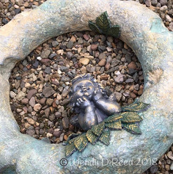 Stone Art Wreath
