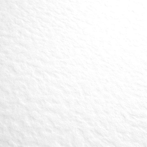 Hammered paper - Brilliant White