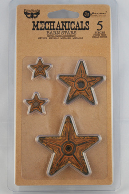 Finnabair Mechanicals - BARN STARS