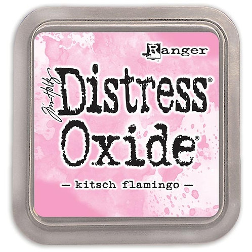 Tim Holtz Distress Oxide Ink Pad- Kitsch Flamingo