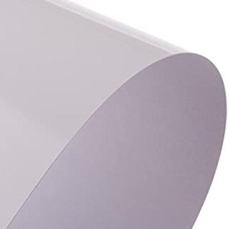 White Gloss Card