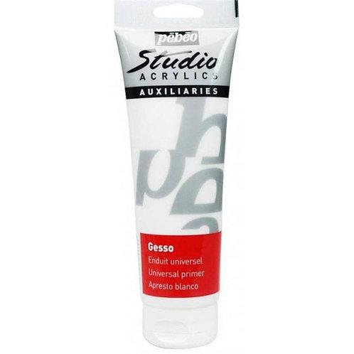 Pebeo Studio Acrylics Gesso - White
