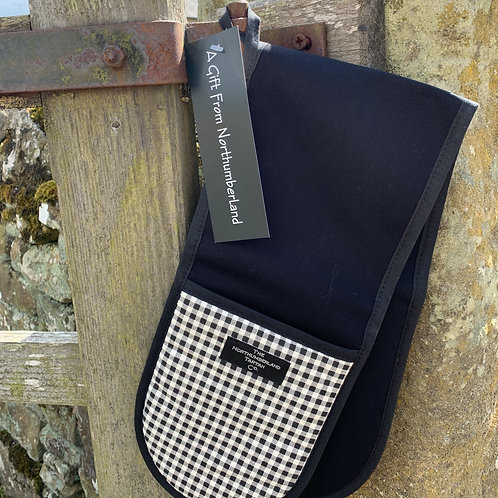 Double Oven Glove from The Northumbrian Tartan Co