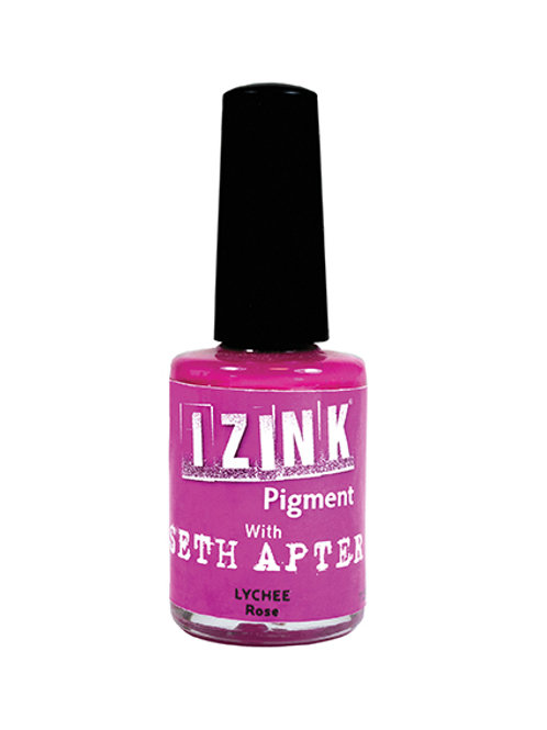 iZink Pigment with Seth Apter - Lychee