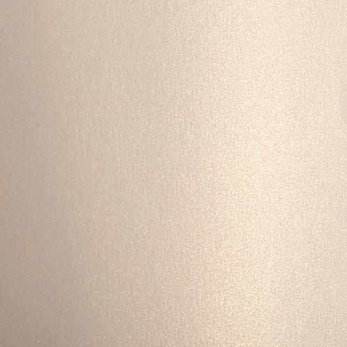 Curious Metals Iridescent Paper - White Gold
