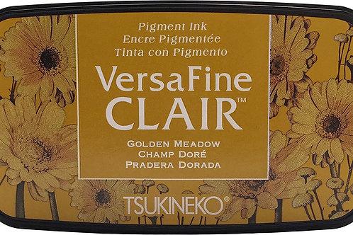 Tsukineko Versafine Clair Inkpad - GOLDEN MEADOW