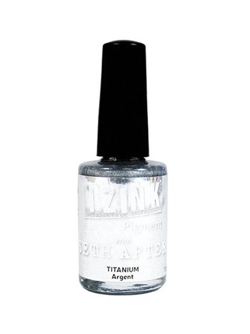 iZink Pigment with Seth Apter - Titanium