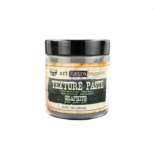 Art Extravagance Texture  Paste - Graphite 250ml