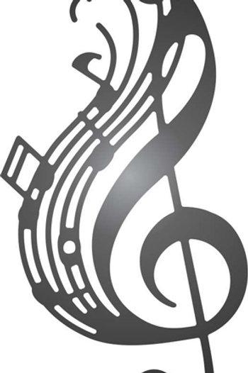 Cheery Lynn Designs Die -Whistle a happy tune