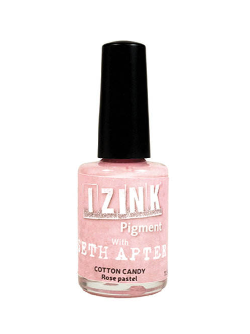 iZink Pigment with Seth Apter - Cotton Candy
