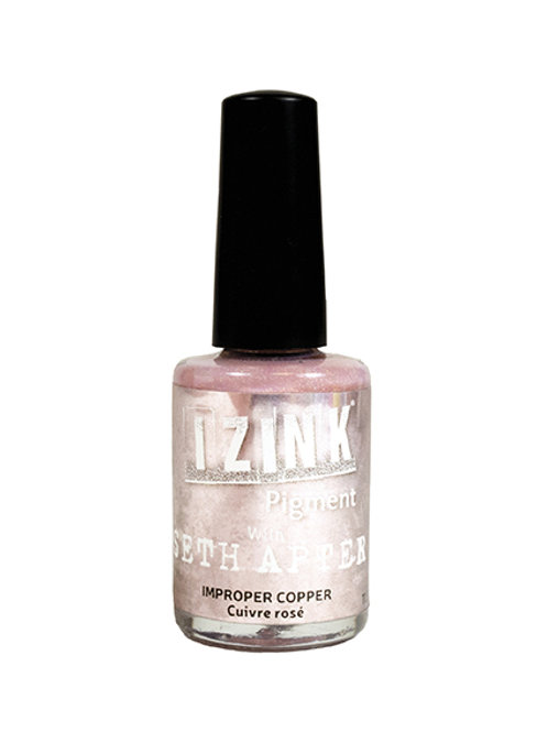 iZink Pigment with Seth Apter - Improper Copper