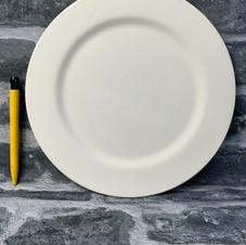 RImmed Dinner Plate 25.4 cm