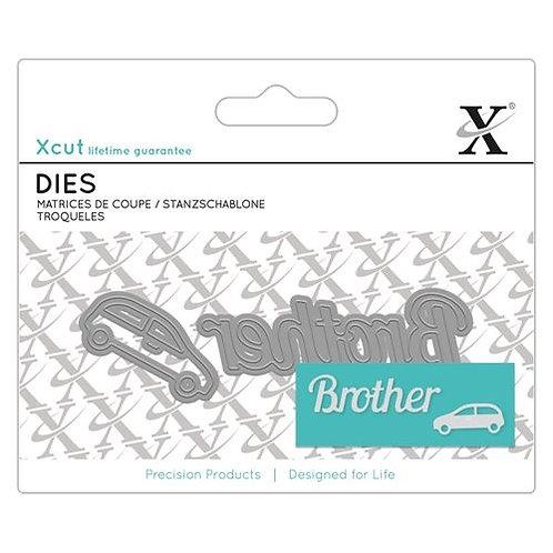 XCUT Mini Die - Brother