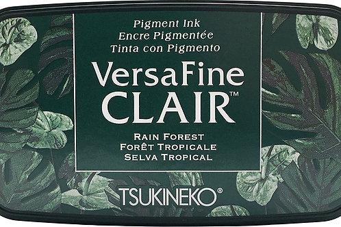 Tsukineko Versafine Clair Inkpad -RAIN FOREST