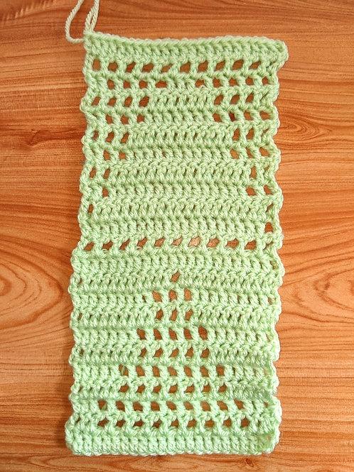 Filet Crochet  Friday 23rd July 2021