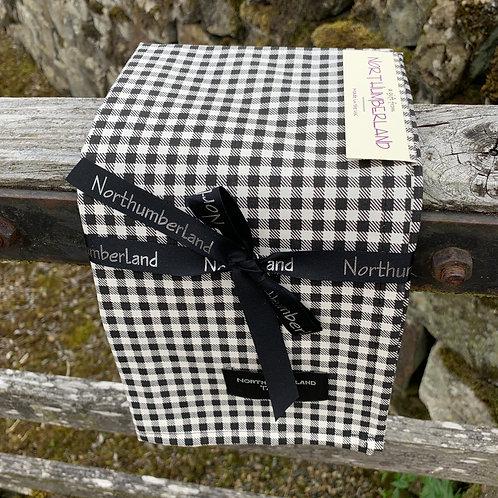 Tea Towel from The Northumbrian Tartan Co