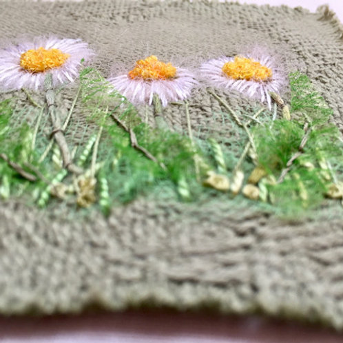 Creative Hand Embroidery Workshop Friday 20th November