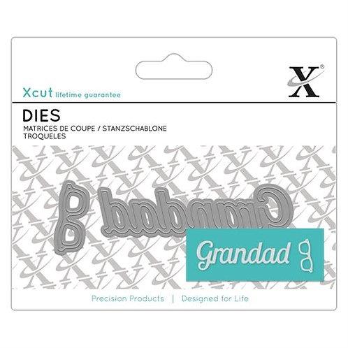 XCUT Mini Die - Grandad