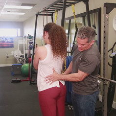 Muscles in the lower body to loosen