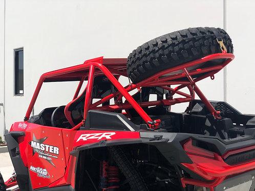 Master Fabrication Universal Spare Tire Rack