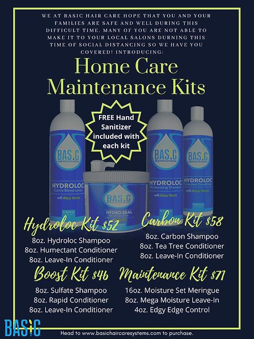 Home Care Kit- Hydroloc