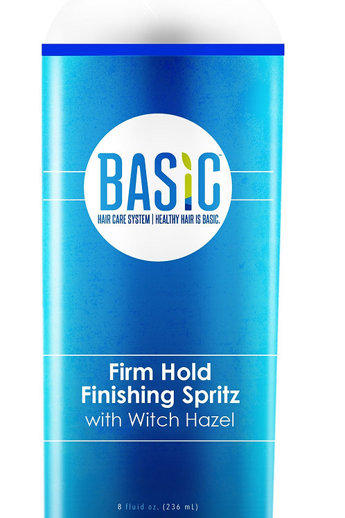 Firm Hold Finishing Spritz with Witch Hazel