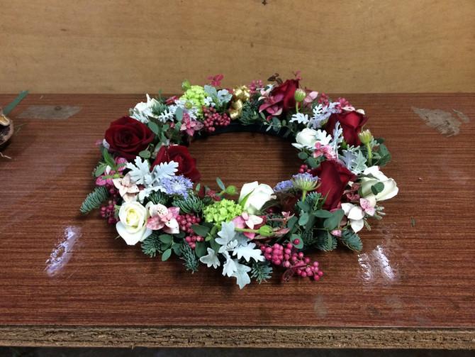 Flower design competition Gunma grand prix
