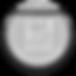 Service Provider Badge (2020) grayscale.