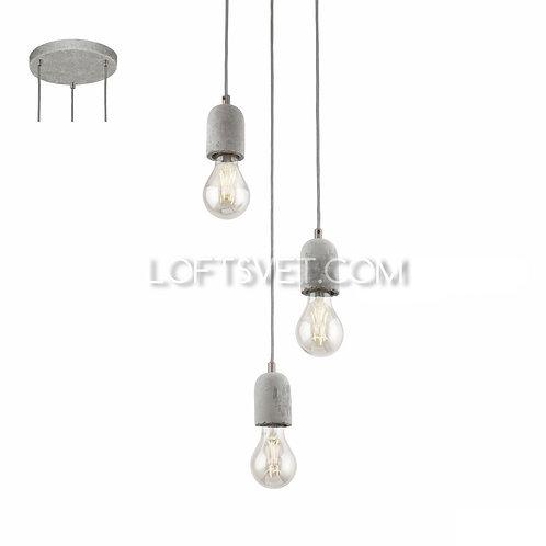 Подвесной светильник Silvares 95523