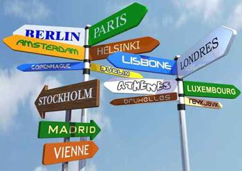 ¿A qué países puedo ir?