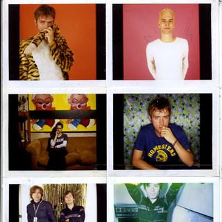 Polaroid book #1
