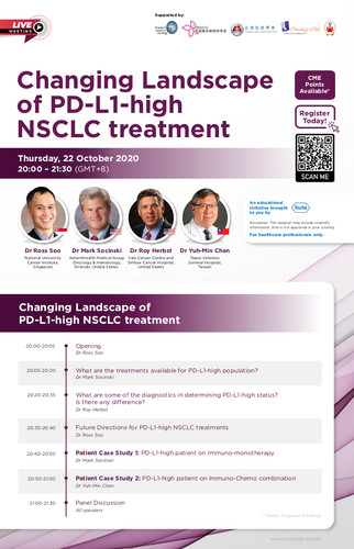 Changing Landscape of PD-L1-high NSCLC treatment