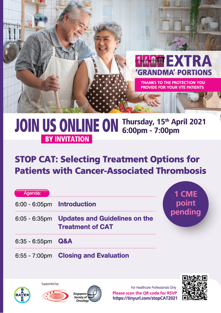 STOP CAT: Selecting Treatment Options for Patients with Cancer-Associated Thrombosis