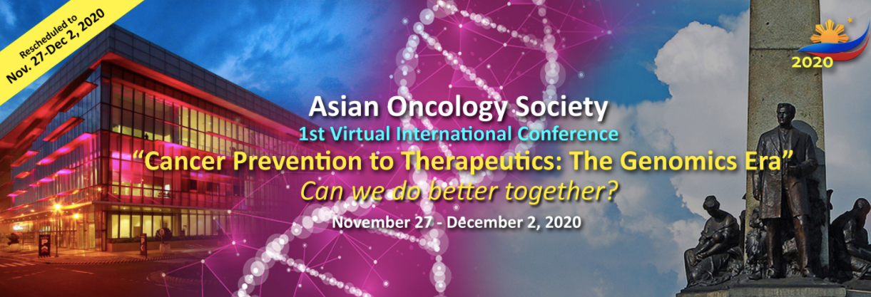 AOS International Conference 2020