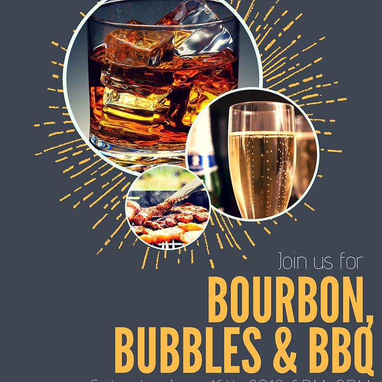 Bourbon, Bubbles & BBQ