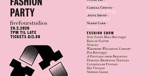 Fashion show-mcr