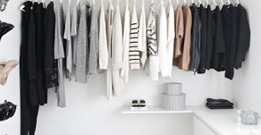 make the most of your wardrobe space