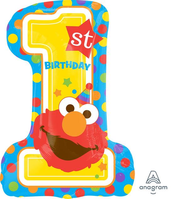Sesame Street #1 48x71cm