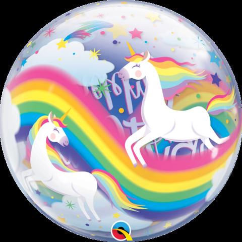 Unicorn Bubble Side A