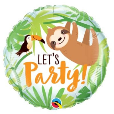 Let's Party Sloth